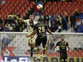 Un gol de Castillo inició la remontada. EFE/Archivo