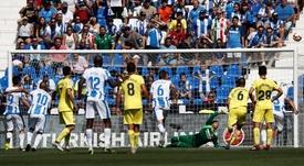 Los guardametas podrán adelantarse en las tandas de penaltis de Copa y Supercopa. EFE