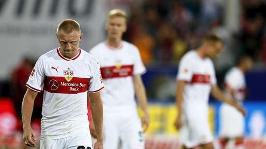 El Stuttgart sigue sin ganar. EFE