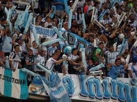 L'Atlético Tucumán est dans un rêve. EFE