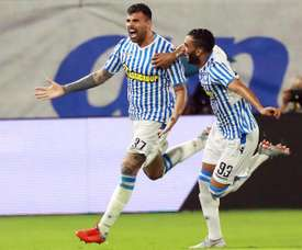 L'Atlético suit Petagna. EFE