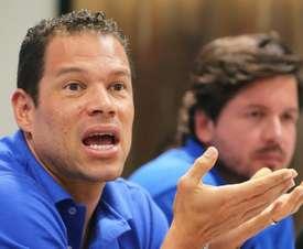 El ex futbolista colombiano analizó la actualidad 'cafetera'. EFE