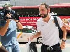 Machín tendrá como principales rivales, a priori, a Arsenal, Chelsea y Milan. EFE/Archivo
