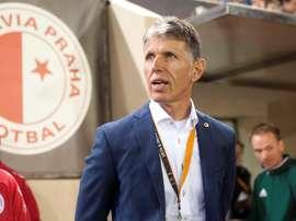 Silhavy ya fue asistente a las órdenes de Karel Brückner y Petr Rada en la Selección Checa. EFE