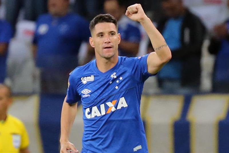 El Cruzeiro, de Hernán Barcos, gana su sexta Copa de Brasil