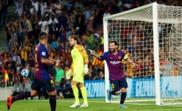 El Barça ha iniciado la campaña de manera similar a la pasada. EFE