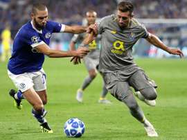 Herrera fez a análise ao duelo da Taça de Portugal frente ao Sporting. EFE