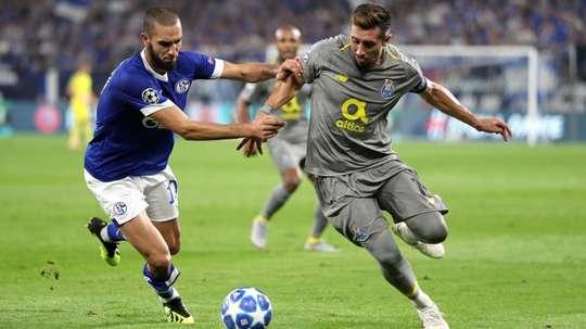 Milan veut recruter Héctor Herrera gratuitement. EFE