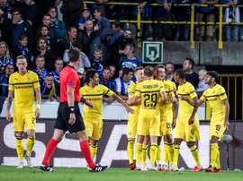 La Sampdoria souhaiterait renforcer sa défense. EFE