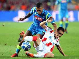 PSG will offer 70 million to Napoli for Allan. EFE