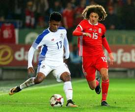 Ethan Ampadu will miss the match with injury. EFE/Archivo