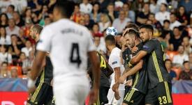 Allegri veut maintenir le Real Madrid éloigné de Pjanic. EFE