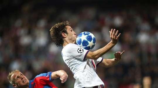 El rival del Madrid en Champions ganó por la mínima. EFE