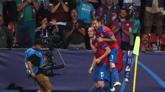 Los checos se verán las caras con el Madrid. EFE