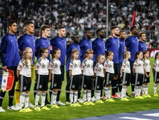 Francia y Bélgica comparten el liderato del ránking FIFA. EFE