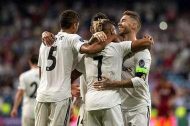 El Madrid no ha faltado a su cita con el gol desde 2011. EFE