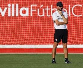 Escudero and Mercado target Camp Nou return. EFE