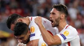 El Sevilla arranca con victoria. EFE