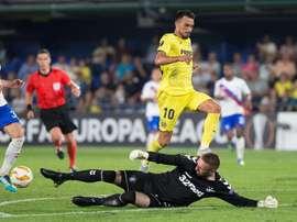 Sansone podría regresar a la Serie A. EFE