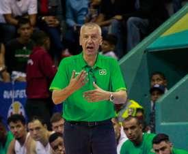 En la imagen, el croata Aleksandar Petrovic, entrenador de la selección de Brasil. EFE/Archivo