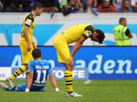 El Borussia logró un punto. EFE/EPA