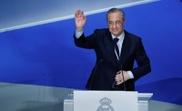 Florentino Pérez, Real Madrid president. EFE