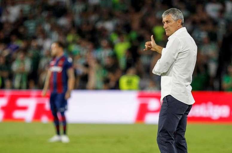 Las 10 curiosidades del nuevo entrenador del Barça. EFE