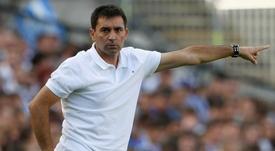 El entrenador también dice ser muy cercano. EFE/Archivo