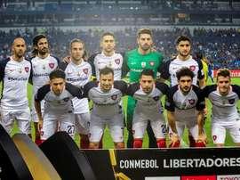 San Lorenzo busca seguir adelante en la Sudamericana. EFE/Archivo