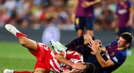 Le Barça présentera ses observations au Comité de compétition. EFE