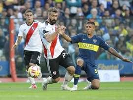 El club azulgrana tomará nota en La Bombonera. EFE