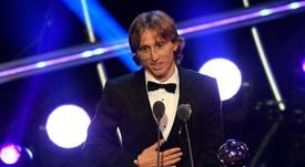 Luka Modric, enemigo número 1 en Francia. EFE