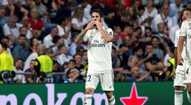 Isco subject to interest from the Premier League. EFE