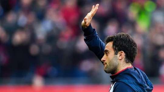 Rossi pourrait jouer en MLS. EFE