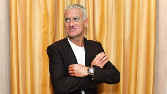 Deschamps is a World Cup winner as a manager and a player. EFE