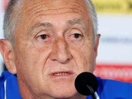 Nuevo entrenador naranja. EFE