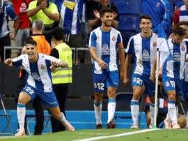 Mario Hermoso est la sensation de Liga. EFE