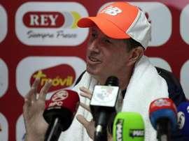 Stempel llamó a 'Gavilán', que regresa a la Selección Panameña. EFE