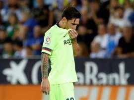 Superan a Messi en habilidad en el FIFA 19. EFE
