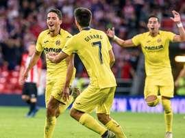 Fornals no quiere dejar el Villarreal. EFE