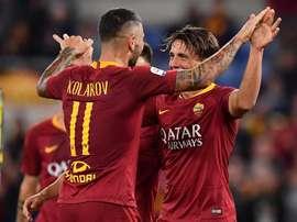 Juve y Roma tienen muy avanzado el acuerdo. EFE