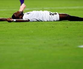 Batshuayi was not in the requisite physical shape. EFE