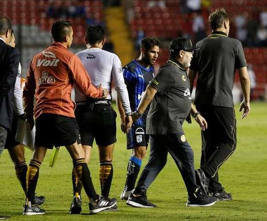 Dorados de Sinaloa buscará entrar en la liguilla de ascenso. EFE