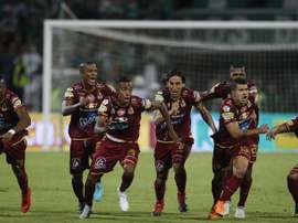 Tolima superó la tanda de penaltis. EFE/Archivo