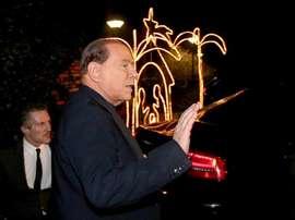 Milán, Silvio Berlusconi. EFE/Archivo