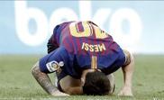 Problema para el Barcelona. EFE