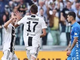 La Juventus renovará a Mandzukic. EFE