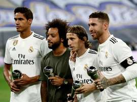 The two Madrid legends who could be on their way out. EFE