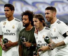 Luka Modric et Marcelo pourraient quitter le Real Madrid.