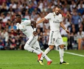 El Madrid confía en que le retiren la segunda amarilla. EFE
